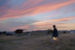 Sunset in Nomadland