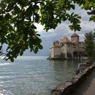 Zamek Chillon - fot. Stanisław Błaszczyna (1)