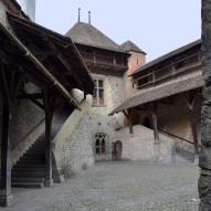 Zamek Chillon - fot. Stanisław Błaszczyna (4)