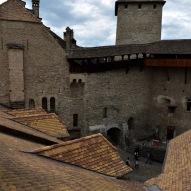 Zamek Chillon - fot. Stanisław Błaszczyna (8)
