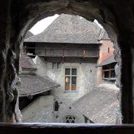 Zamek Chillon - fot. Stanisław Błaszczyna (9)