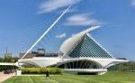 Milwaukee Art Museum – geniusz architekta – fot. StanisławBłaszczyna