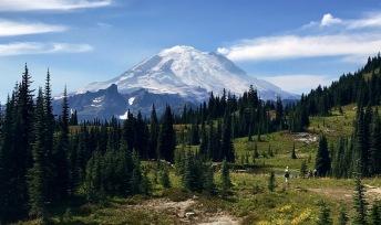 Mount Rainier NP, fot. Stanisław Błaszczyna (12)