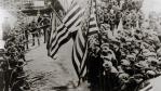 Howard Zinn, Ludowa historia Stanów Zjednoczonych – recenzja ksiazki. Ilustracja – Lawrence Textile Strike, 1912. Library ofCongress.